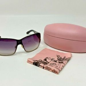"""Juicy Couture Sunglasses """"Kiss My Couture"""""""